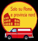 Solo su Roma e provincia nord