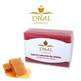 Natural soap with propolis